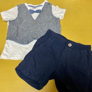 エイチアンドエム(H&M)のH&M セットアップ  セレモニー(Tシャツ)