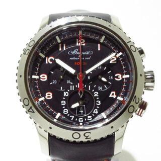 ブレゲ 腕時計 タイプ XXII メンズ 黒(その他)