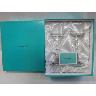 Tiffany & Co. - 【未使用】 ティファニー TIFFANY & Co. グラス ペア