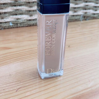 ディオール(Dior)のDIOR  スキン フォーエブァスキン、コレクトコンシーラー 2N(コンシーラー)