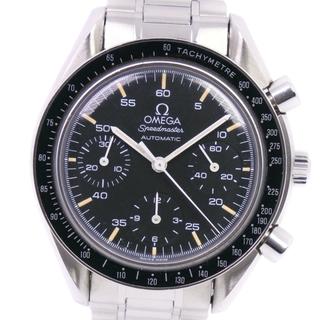 オメガ(OMEGA)のクロノグラフオメガ スピードマスター 3510.50 SS 自動巻き メンズ 黒(腕時計(アナログ))