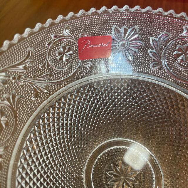 Baccarat(バカラ)のbaccara サラダボウル インテリア/住まい/日用品のキッチン/食器(食器)の商品写真