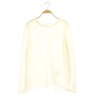 ドゥーズィエムクラス(DEUXIEME CLASSE)のドゥーズィエムクラス 20AW Layering Tシャツ ロンT 白(その他)