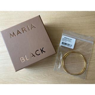 ユナイテッドアローズ(UNITED ARROWS)の新品 マリアブラック  senorita 50 ピアス MARIABLACK(ピアス)