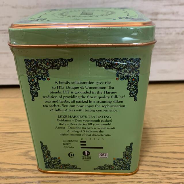 DEAN & DELUCA(ディーンアンドデルーカ)の高級紅茶ブランド ハーニー&サンズ ペパーミントハーブティー 9/28迄販売 食品/飲料/酒の飲料(茶)の商品写真