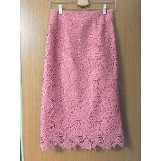 エージーバイアクアガール(AG by aquagirl)のレーススカート (ロングスカート)
