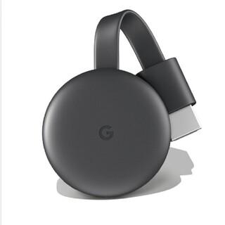 グーグル(Google)の新品未開封 Google Chromecast チャコール (映像用ケーブル)