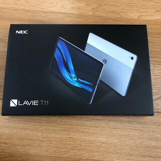 エヌイーシー(NEC)のNECタブレット PC-T1175BAS ほぼ新品商品(タブレット)