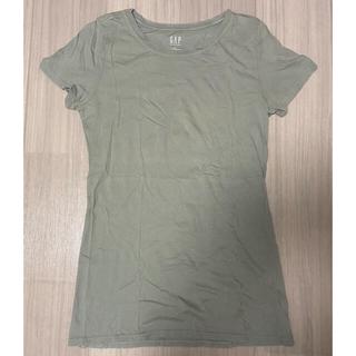 ギャップ(GAP)のGAP Tシャツ グリーン・カーキ色(Tシャツ(半袖/袖なし))