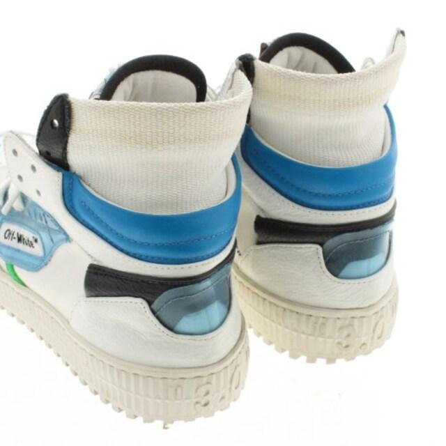 OFF-WHITE(オフホワイト)のOFF-WHITE スニーカー レディース レディースの靴/シューズ(スニーカー)の商品写真