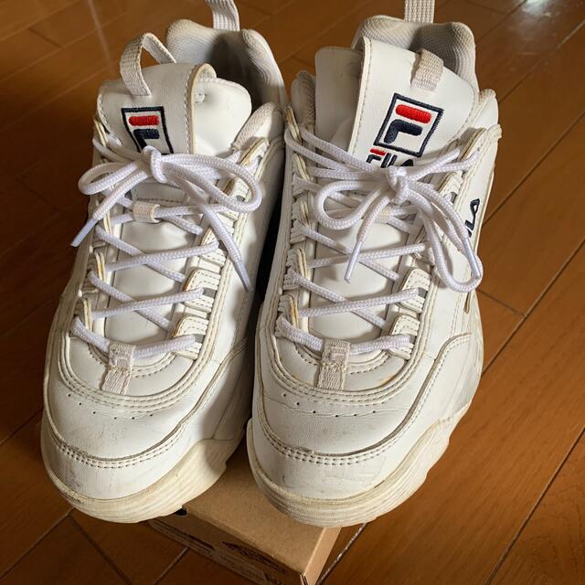 FILA(フィラ)のFILA レディースの靴/シューズ(スニーカー)の商品写真