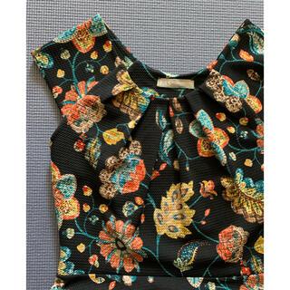 アーモワールカプリス(armoire caprice)の美品⭐️アーモワールカプリス⭐️ひざ丈ワンピース(ひざ丈ワンピース)