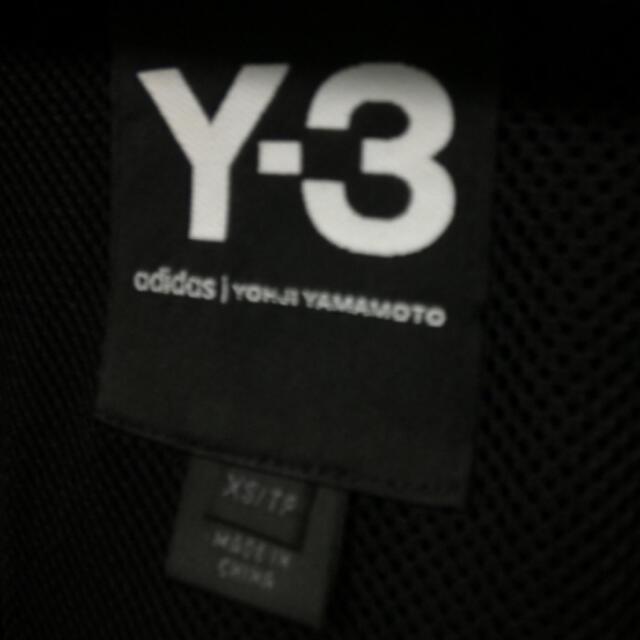 Y-3(ワイスリー)のy-3 M 3STP SNAP JKT たしか様 メンズのトップス(ジャージ)の商品写真