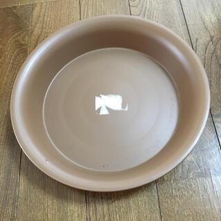 鉢皿 7号 モカブラウン②(プランター)