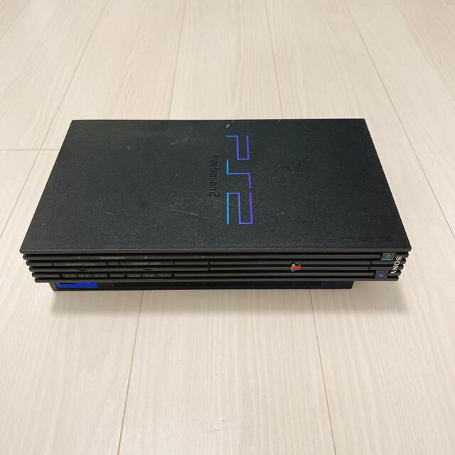 PlayStation2(プレイステーション2)のプレイステーション2 / SCPH-30000 / PlayStation 2 エンタメ/ホビーのゲームソフト/ゲーム機本体(家庭用ゲーム機本体)の商品写真