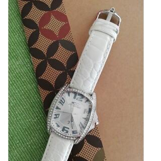 クロノテック(CHRONOTECH)の電池切れ Chronotech ホワイト(腕時計)