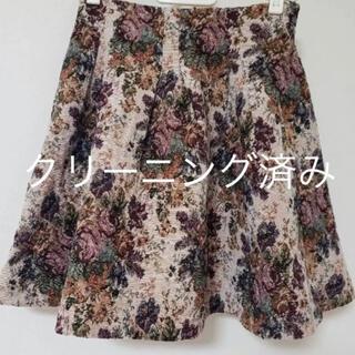 ロジータ(ROJITA)のROJITA ロジータ  花柄スカート(ミニスカート)