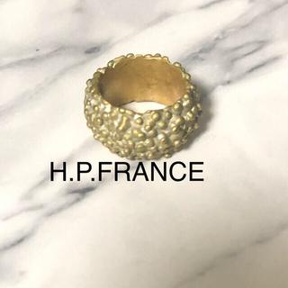 アッシュペーフランス(H.P.FRANCE)のH.P.FRANCE   購入 リング(リング(指輪))