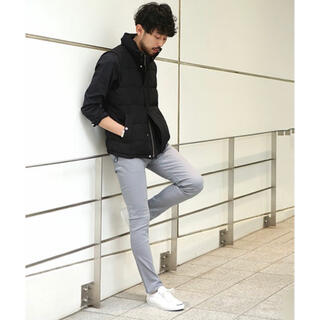 nano・universe - stretch  skinny  pants【ナノユニバース】