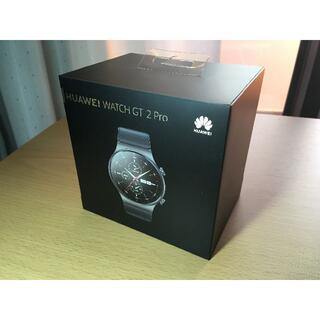 【送料無料】Huawei WATCH GT 2 PRO スマートウォッチ NB