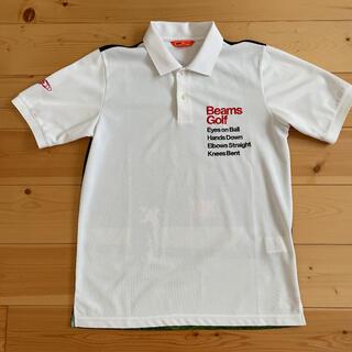 BEAMS - ビームスゴルフ ポロシャツSサイズ