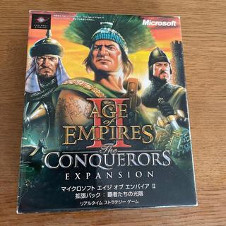 マイクロソフト(Microsoft)のMicrosoft Age of Empires 2  (PCゲームソフト)