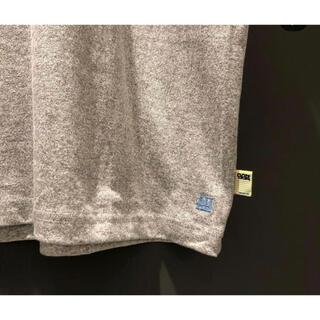 アメリカンアパレル(American Apparel)のグレー SSZ x AH x LOS ANGELES APPAREL Tシャツ(Tシャツ/カットソー(半袖/袖なし))