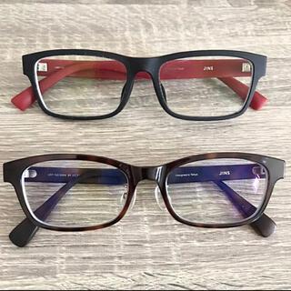 JINS - JINS メガネ 2本セット