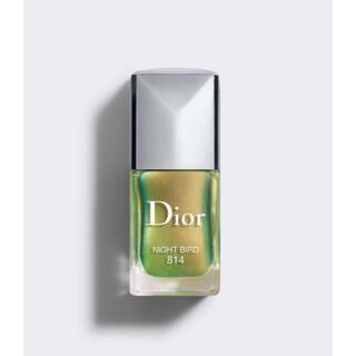 ディオール(Dior)のディオールネイル814(マニキュア)