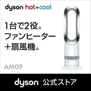 Dyson - Dyson(ダイソン)Hot+Cool ファンヒーター AM09 WN