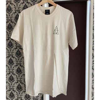 ハフ(HUF)の美品!HUF ハフ ロゴTシャツ M(Tシャツ/カットソー(半袖/袖なし))