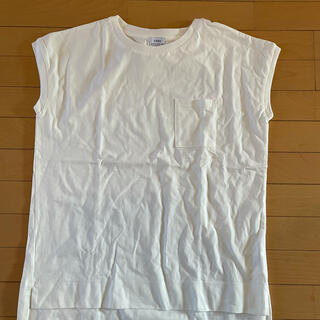 コーエン(coen)の【新品未着用】coen 多機能付きUSAコットンプレーティングポケットTシャツ(Tシャツ(半袖/袖なし))