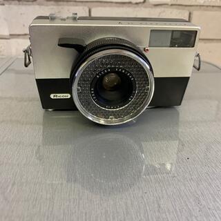 リコー(RICOH)のRicoh auto 35V 昭和レトロ レンジファインダー ジャンク品(フィルムカメラ)