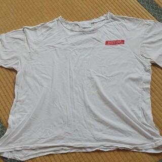 バレンシアガ(Balenciaga)のBalenciagaダメージTシャツ(Tシャツ/カットソー(半袖/袖なし))