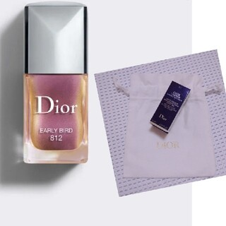 ディオール(Dior)のディオール ネイル 812 限定 巾着袋(マニキュア)