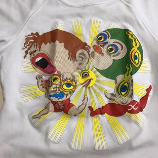 シーダブリューエックス(CW-X)のワコール トレーニングTシャツ 美品(トレーニング用品)