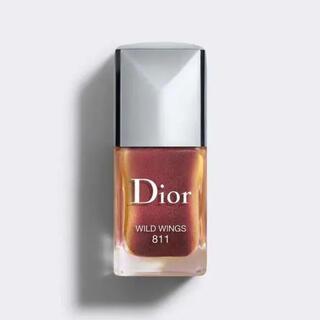 ディオール(Dior)の811 限定ディオールネイル(マニキュア)
