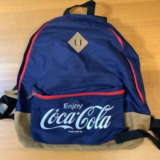 コカコーラ(コカ・コーラ)のコカコーラ リュック(バッグパック/リュック)