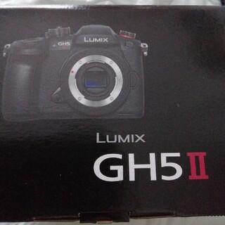 Panasonic - Panasonic LUMIX GH5II DC-GH5M2 新品未使用