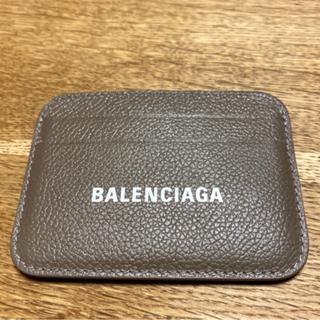 バレンシアガバッグ(BALENCIAGA BAG)の2020年秋冬新作 バレンシアガ BALENCIAGA カードケース(名刺入れ/定期入れ)