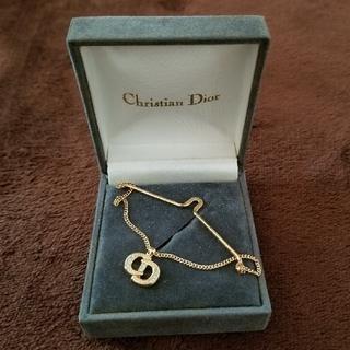 クリスチャンディオール(Christian Dior)のChristian Dior ネクタイ・スカーフ留めチェーン(ネクタイピン)