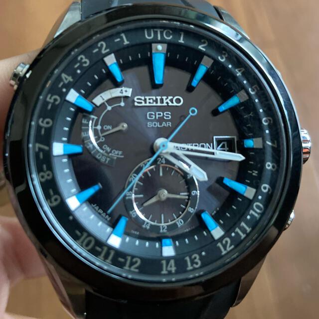 SEIKO(セイコー)のSEIKO アストロン astron GPS ソーラーウォッチ 時計  メンズの時計(腕時計(デジタル))の商品写真