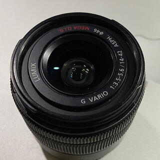 Panasonic - パナソニック LUMIX G VARIO 14-42mm/F3.5-5.6 II