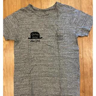 シップス(SHIPS)のSHIPS Tシャツ グレー L(Tシャツ/カットソー(半袖/袖なし))