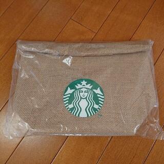 スターバックスコーヒー(Starbucks Coffee)のスターバックス  ジュートランチバック(その他)