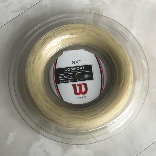 wilson(ウィルソン)のNXT 16 Wilson スポーツ/アウトドアのテニス(その他)の商品写真