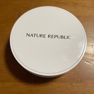 ネイチャーリパブリック(NATURE REPUBLIC)のネイチャーリパブリック シカクッションファンデ (ファンデーション)