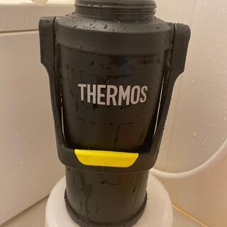 サーモス(THERMOS)のTHERMOS 真空断熱スポーツジャグ 3L FFV-3000 蛍光イエロー(水筒)