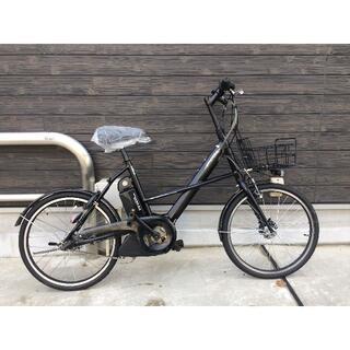 ヤマハ(ヤマハ)の地域限定送料無料 パス シティX 新基準 小径 6AH 黒 神戸市 電動自転車 (自転車本体)