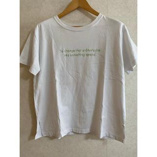 カスタネ(Kastane)のkastane ロゴTシャツ(Tシャツ(半袖/袖なし))